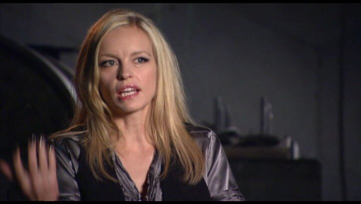 Nina Hoss ueber ihre Rolle - Interview Poster