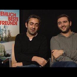Eric Toledano und Olivier Nacache (Regisseur) über die Reaktionen der -echten- Personen und der Effekt den der Film für beide hatte - OV-Interview Poster