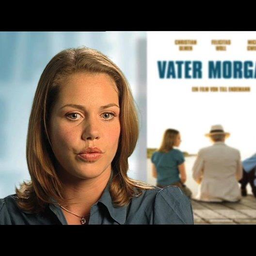 Felicitas Woll über ihre Rolle - Interview Poster