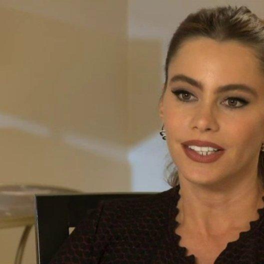 Sofia Vergara - Selima - über den Film - OV-Interview Poster