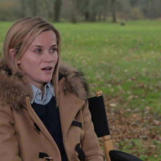 Reese Witherspoon über ihre Hoffnungen für das Publikum - OV-Interview Poster