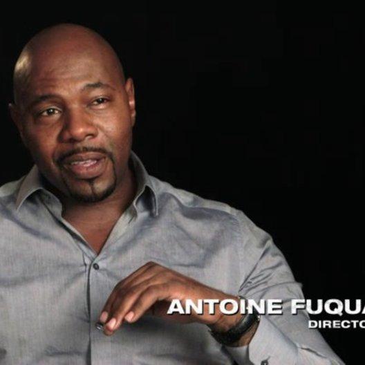Antoine Fuqua über das Weiße Haus - OV-Interview Poster