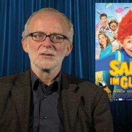 Ulrich Limmer über die Definition von Glück - Interview Poster