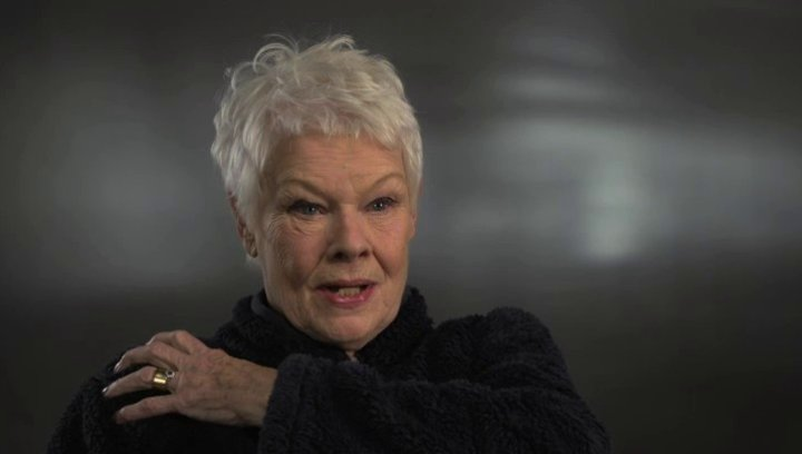Judi Dench - Philomena - über die echte Philomena Lee - OV-Interview Poster