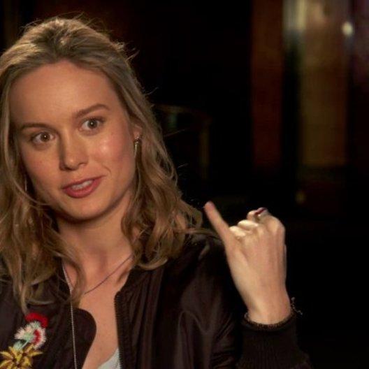 Brie Larson - Amy Phillips - über die Aussage des Films - OV-Interview Poster
