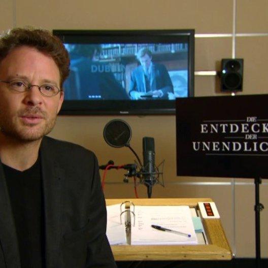 Timmo Niesner über die Diagnose der Krankheit - Interview Poster