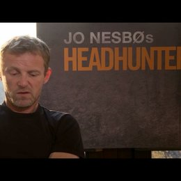 Jo Nesbo über Roger Browns Rivalitaet mit Clas Greve - OV-Interview Poster