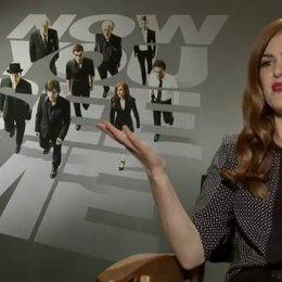 Isla Fisher - Henley Reeves- über die Arbeit mit Louis Leterrier - OV-Interview Poster