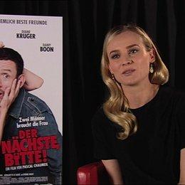 Diane Kruger über den Spaß an der Rolle - Interview Poster