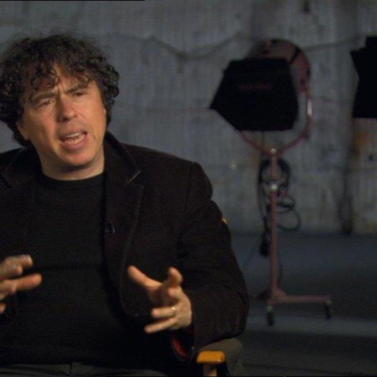 Sacha Garvasi (Regisseur) über was ihn zu dem Projekt trieb - OV-Interview Poster