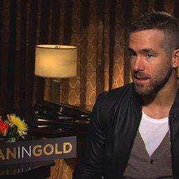 Ryan Reynolds - OV-Interview Poster