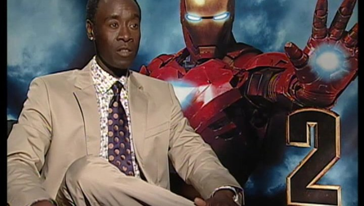 Don Cheadle - OV-Interview Poster