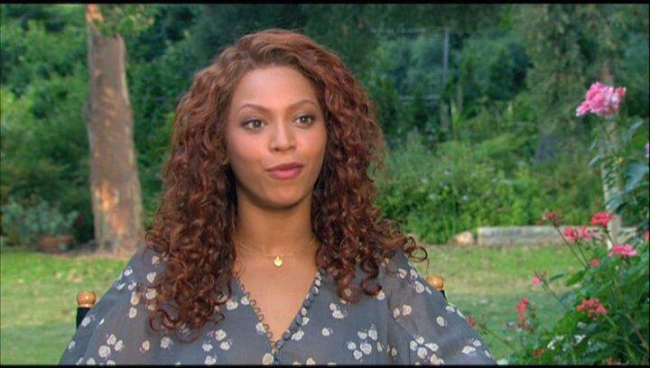 Beyoncé Knowles über die Vorbereitungen ihrer Rolle - OV-Interview Poster