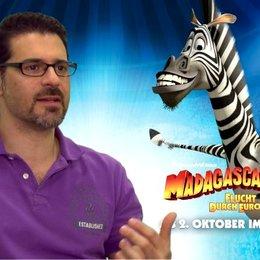 Rick Kavanian - Marty - über die Stimme von Marty - Interview Poster