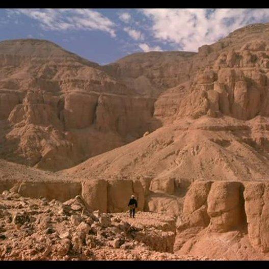 Mumien 3D - Geheimnisse der Pharaonen - Trailer Poster