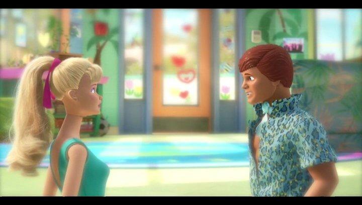 Barbie und Ken: Das erste Treffen! - Szene Poster