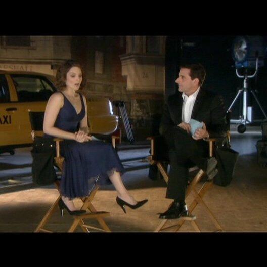 Steve Carell und Tina Fey über die Story. - OV-Interview Poster