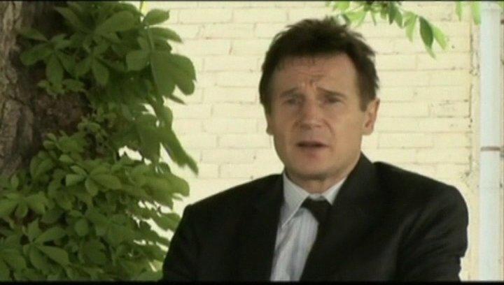 Interview mit Liam Neeson (Bryan) - OV-Interview Poster