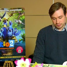 David Kross - Blu - über Blu - Interview Poster
