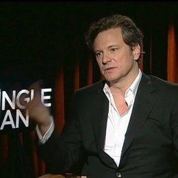 Colin Firth / GEORGE / über Georges unglaublichen Tag - OV-Interview Poster