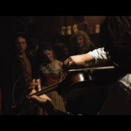 Paganini begeistert die Menge im Pub - Szene Poster
