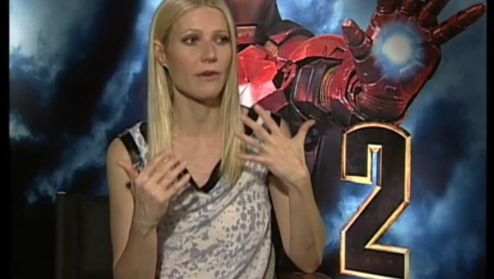 Gwyneth Paltrow (2) - OV-Interview Poster