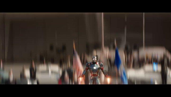 Iron Man 3 - Trailer Poster