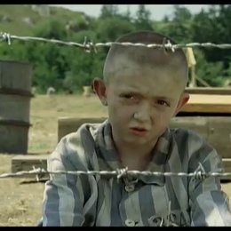 Der Junge im gestreiften Pyjama - Trailer Poster