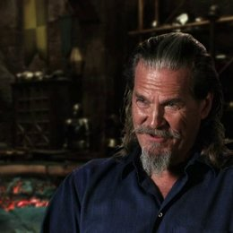 Jeff Bridges über seine Rolle - OV-Interview Poster