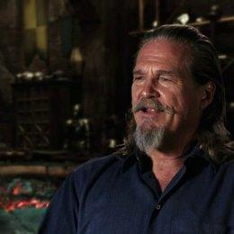 Jeff Bridges über die Zusammenarbeit mit Ben Barnes - OV-Interview Poster