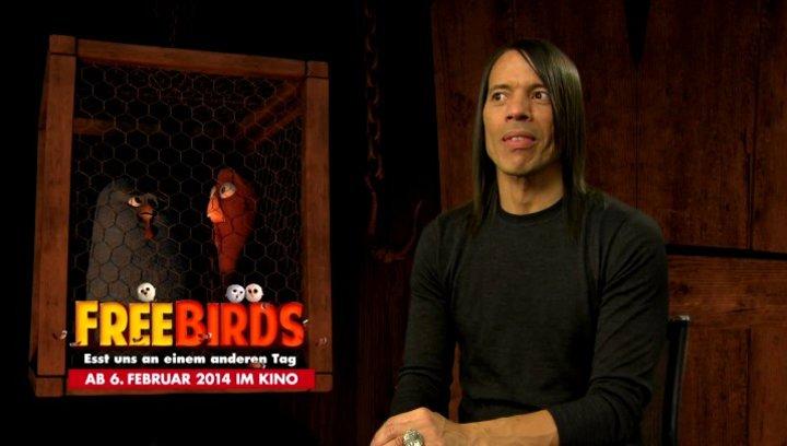 Jorge Gonzalez - Amos - über Thanksgiving - Interview Poster