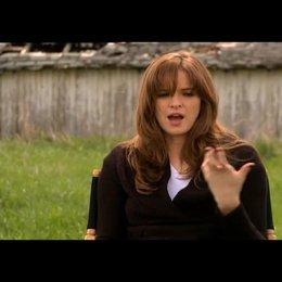 Danielle Panabaker (Becca) ueber die Krankheit im Film - OV-Interview Poster