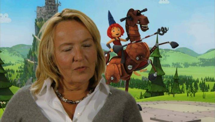 Gabriele Walther über den Film als Hommage an die Mechanik - Interview Poster