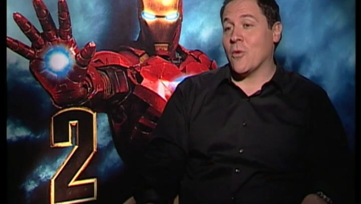 Jon Favreau (1) - OV-Interview Poster