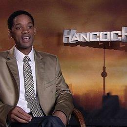 Interview mit Will Smith (Hancock) - OV-Interview Poster