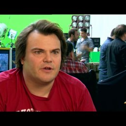 Jack Black über den Film - OV-Interview Poster
