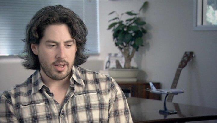 Jason Reitman - Regisseur und Drehbuchautor / über die Rolle der Alex Goran - OV-Interview Poster