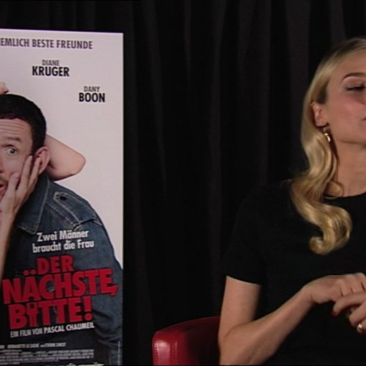 Diane Kruger über die russische Tanzeinlage - Interview Poster
