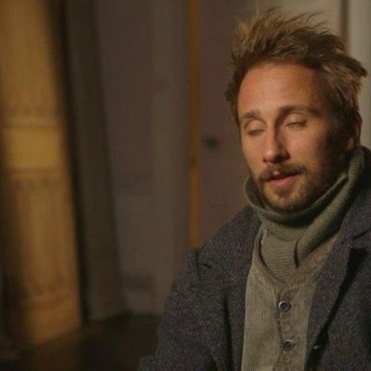 Matthias Schoenaerts über die Figur Gabriel und seine Geschichte im Film - OV-Interview Poster