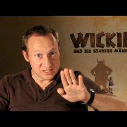 Mike Maas schildert seine Erlebnisse bei den Helikopteraufnahmen - Interview Poster