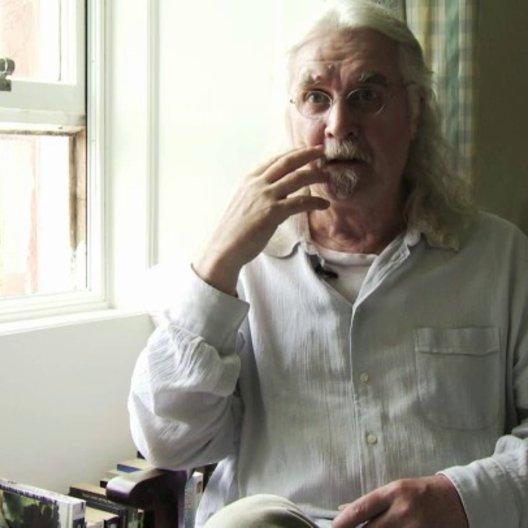 Billy Connolly über die Arbeit mit den Schauspielkollegen - OV-Interview Poster