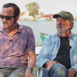 Kurt Krömer und Michael Gwisdek -Herzog und König- über ihre Rollen usw - Interview Poster