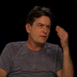 Charlie Sheen - OV-Interview Poster