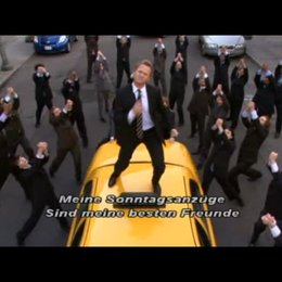Music Video Clip - Nothing Suits Me Like a Suit - Sonstiges Poster