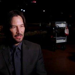 Keanu Reeves - John Wick - über die Gewalt im Film - OV-Interview Poster