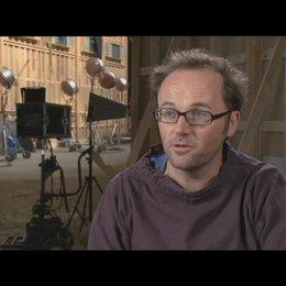 Rupert Wyatt (Regisseur) über Andy Serkis - OV-Interview Poster