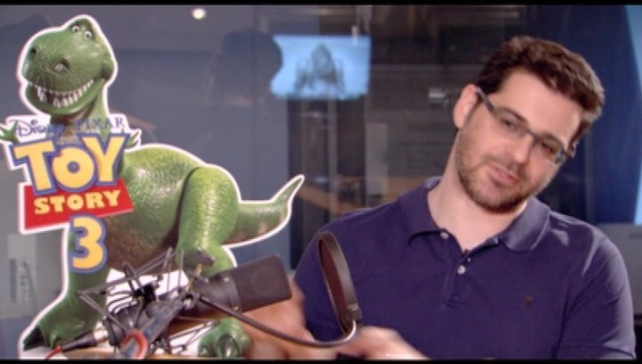 RICK KAVANIAN / Rex darüber ob Rex die Kita mag - Interview Poster