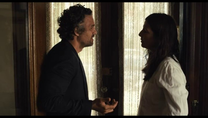 Gespräch zwischen Dan und Miriam - Szene Poster