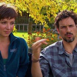 Julia Koschitz und Florian David Fitz über den Regisseur - Interview Poster