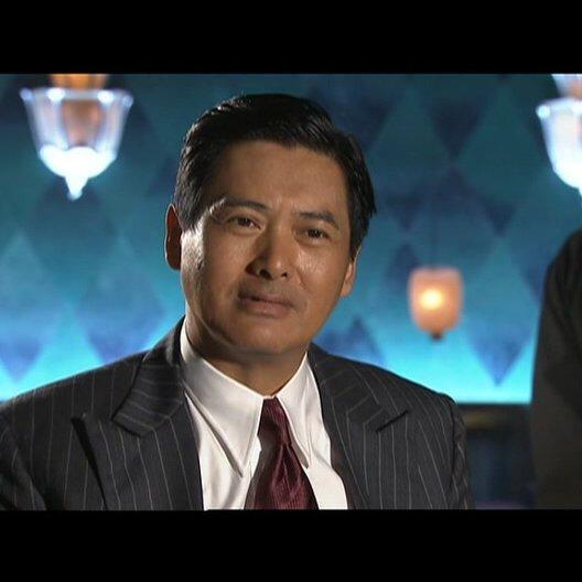 Yun-Fat Chow (Anthony Lan-Ting) über den des Films - OV-Interview Poster